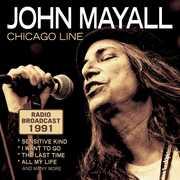 Chicago Line: Radio Broadcast 1991 , John Mayall