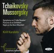 Tchaikovsky: Symphony No. 2; Mussorgsky: Night On Bare Mountain; Pictures at an Exhibition (CD) at Sears.com