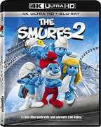 The Smurfs 2 [4K Ultra HD + Blu-ray] , Jonathan Winters