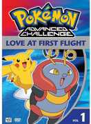 Pokemon: Advanced Challenge, Vol. 1 - Love at First Flight (DVD) at Sears.com