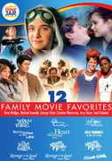 FAMILY MOVIE FAVORITES: 12 FILM COLLECTION (DVD) at Kmart.com
