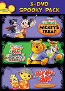 2009 PLAYHOUSE DISNEY SPOOKY PACK (DVD) at Kmart.com