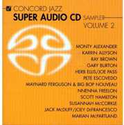 Concord Jazz Super Audio CD Sampler 2 /  Various , Various Artists