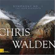 "Chris Walden: Symphony No. 1 ""The Four Elements"" (CD) at Kmart.com"