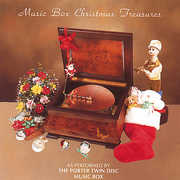 Music Box Christmas Treasures (CD) at Kmart.com