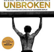 Unbroken (Score) - O.S.T. , Alexandre Desplat