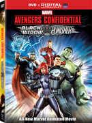Avengers Confidential: Black Widow & Punisher (DVD + UltraViolet) at Kmart.com