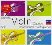 Ult Violin Classics: Essential Masterpieces /  Various