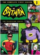 Batman: The Complete First Season , Adam West