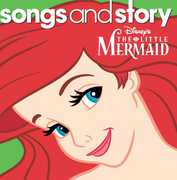 Songs & Story: Little Mermaid (CD) at Kmart.com