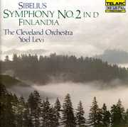 Jean Sibelius: Symphony No. 2; Finlandia (CD) at Kmart.com