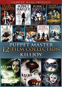 Puppet Master & Killjoy: Complete Collection (DVD) at Kmart.com
