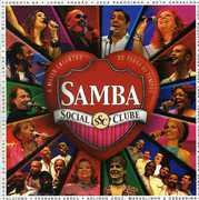 Samba Social Clube Ao Vivo /  Various [Import] , Various Artists