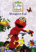 Sesame Street: Elmo's World - Springtime Fun! (DVD) at Kmart.com