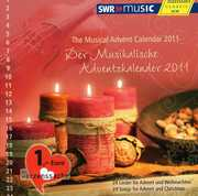 The Musical Advent Calendar 2011 (CD) at Sears.com