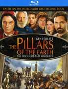 Pillars of the Earth , Eddie Redmayne