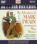 Adventures of Mark Twain , Max Steiner