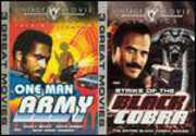 Fred Williamson: Strike of the Black Cobra/One Man Army (DVD) at Sears.com