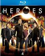 Heroes: Season 4 (4PC) , Greg Grunberg