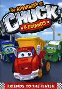 Adventures of Chuck & Friends: Friends to the Finish (DVD) at Kmart.com