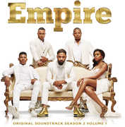 Empire Cast: Season 2 Vol 1 of Empire , Soundtrack