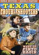 Range Busters: Texas Troubleshooters/West of Pinto Basin (DVD) at Sears.com