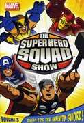 Super Hero Squad Show: Quest for Infinity Sword 3 (DVD) at Kmart.com