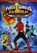 Power Rangers Samurai, Vol. 2: A New Enemy (DVD) at Kmart.com