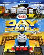 Thomas & Friends: Day of the Diesels (Blu-Ray + DVD) at Kmart.com