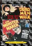 Horror Classics 8: Dead Men Walk/The Monster Maker (DVD) at Kmart.com
