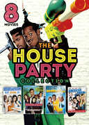 House Party Collection: 8 Movies (DVD) at Sears.com