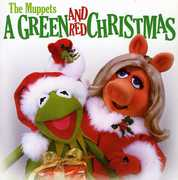 Muppets: A Green & Red Christmas (CD) at Kmart.com
