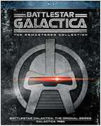 Battlestar Galactica: The Remastered Collection (8PC) , Robyn Douglass