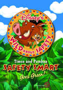 Disney's Wild About Safety with Timon and Pumbaa: Safety Smart Goes Green! (DVD) at Kmart.com