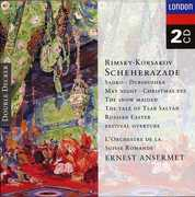 Nikolay Rimsky-Korsakov: Scheherazade; Sadko; Dubinushka; May Night; Christmas Eve; The Snow Maiden; etc. (CD) at Sears.com