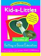 Kid-A-Littles: Value of a Good Education (DVD) at Kmart.com