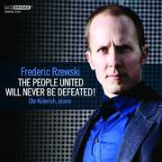 Frederic Rzewski: The People United Will Never Be Defeated! (CD) at Sears.com