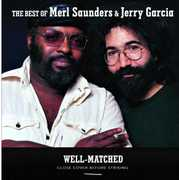 Well-Matched Best of Merl Saunders & Jerry Garcia (CD) at Sears.com