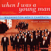 When I Was a Young Man: More Classics for Men's (CD)