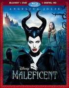 Maleficent , Angelina Jolie