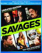 Savages , Aaron Johnson
