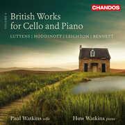 British Works for Cello & Piano 4