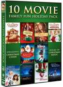 10 MOVIE FAMILY FUN HOLIDAY PACK (DVD) at Kmart.com