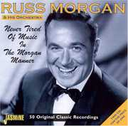 Never Tired of Music in the Morgan Manner (CD) at Kmart.com