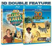 Jillian's Travels: Africa 3D/3D Safari Africa (3-D BluRay) at Kmart.com