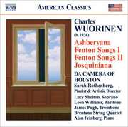 Charles Wuorinen: Ashberyana; Fenton Songs (CD) at Sears.com