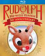 Rudolph the Red Nosed Reindeer: 50th Anniversary (Blu-Ray) at Kmart.com