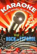 Karaoke: Rock en Espanol, Vol. 1 (DVD) at Sears.com