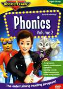 Rock 'N Learn: Phonics, Vol. 2 (DVD) at Sears.com