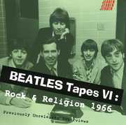 Beatles Tapes 6: Rock & Religion 1966 (CD) at Kmart.com